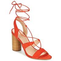 Scarpe Donna Sandali Mellow Yellow BRUNE Arancio