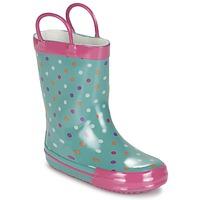 Scarpe Bambina Stivali da pioggia Be Only LIZZIE Blu