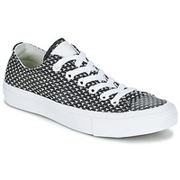 Scarpe Donna Sneakers basse Converse CHUCK TAYLOR ALL STAR II FESTIVAL TPU KNIT OX Nero / Bianco