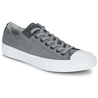 Scarpe Sneakers basse Converse CHUCK TAYLOR ALL STAR II BASKETWEAVE FUSE OX Grigio / Bianco