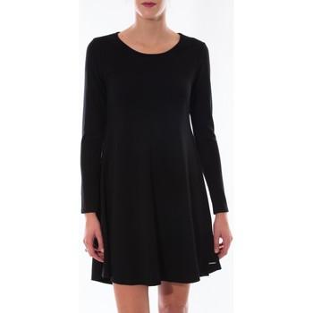 Abbigliamento Donna Abiti corti Coquelicot Robe  Col Rond Noir 16202 Nero