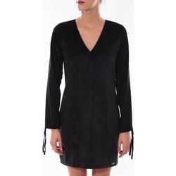 Abbigliamento Donna Abiti corti Coquelicot Robe  Col V Noir 16211 Nero
