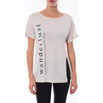 Abbigliamento Donna T-shirt maniche corte Coquelicot T-shirt  Beige 16406 Beige