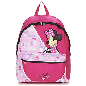 Zaini Disney  MINNIE SCRATCH DOTS SAC A DOS BORNE - disney - spartoo.it