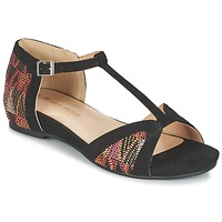 Scarpe Donna Sandali Moony Mood GAVIDE Nero