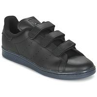 Scarpe Uomo Sneakers basse adidas Originals STAN SMITH CF Nero