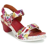 Scarpe Donna Sandali Art I  ENJOY Rosa