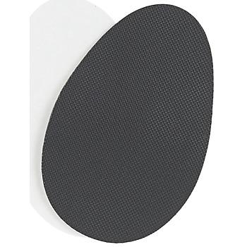 Accessori Accessori scarpe Famaco Patins d'usure T2 noir Nero