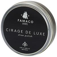Accessori Lucidi Famaco Boite de cirage de luxe marron foncé 100 ml Marrone / SCURO