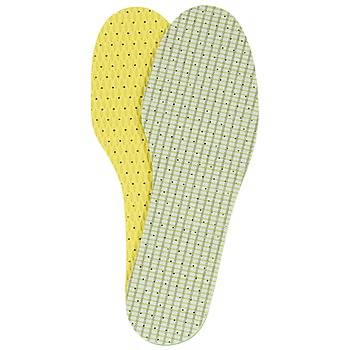 Accessori Donna Accessori scarpe Famaco Semelle fraiche chlorophyllle femme T35-40