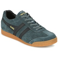 Scarpe Uomo Sneakers basse Gola HARRIER Grigio / Nero