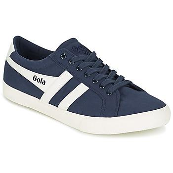Scarpe Uomo Sneakers basse Gola VARSITY MARINE / Bianco