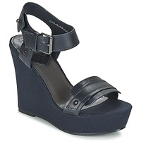 Scarpe Donna Sandali G-Star Raw CLARO WEDGE MARINE