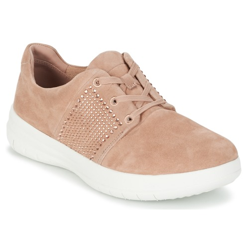 FitFlop SPORTY-POP X CRYSTAL Rosa  Scarpe Sneakers basse Donna 77,40