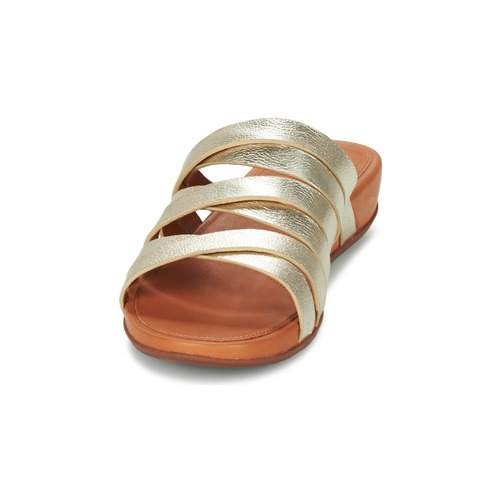 Oro Slide Fitflop Ciabatte Lumy Leather YWEbH9DIe2
