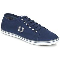 Scarpe Uomo Sneakers basse Fred Perry KINGSTON TWILL Marine