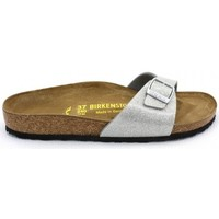 Scarpe Donna Ciabatte Birkenstock MADRID Magic-silver