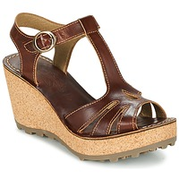 Scarpe Donna Sandali Fly London GOLDY Marrone