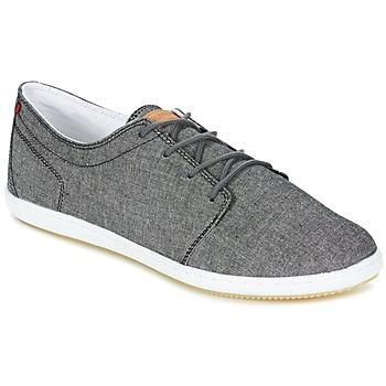 Scarpe Uomo Sneakers basse Lafeyt DERBY CHAMBRAY Grigio