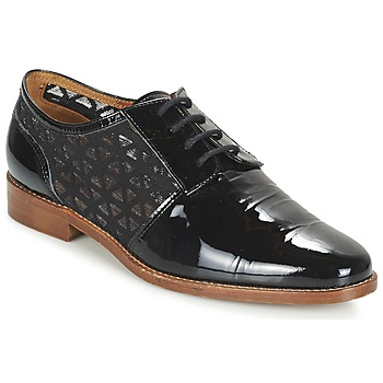 Scarpe Donna Derby Heyraud ELEANA Nero