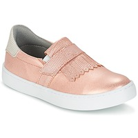 Scarpe Bambina Slip on Bullboxer ADJAGUE Rosa / Dore