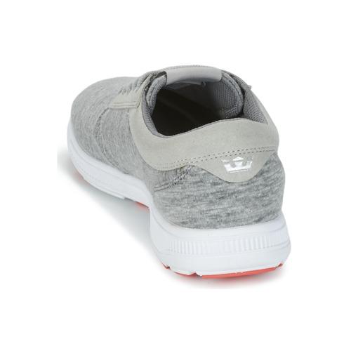 Supra WOMENS HAMMER HAMMER HAMMER RUN Grigio  Scarpe Sneakers basse Donna 63,92 ce03f3