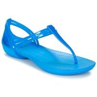 Scarpe Donna Sandali Crocs CROCS ISABELLA T-strap Blue