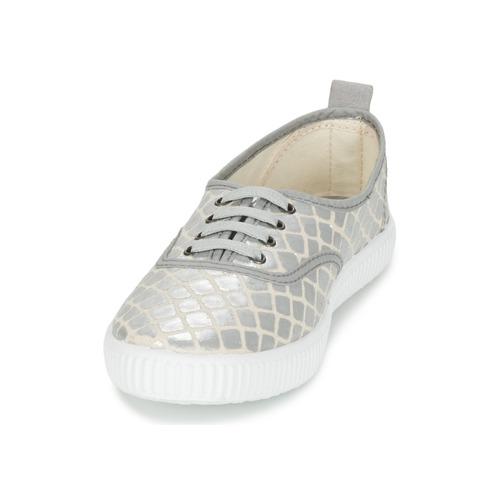 Serpiente Ingles Tej Argento Victoria Placa Sneakers Basse clK1TFJ