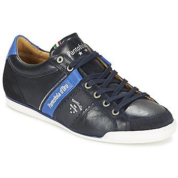 Scarpe Uomo Sneakers basse Pantofola d'Oro SAVIO ROMAGNA UOMO LOW Blu