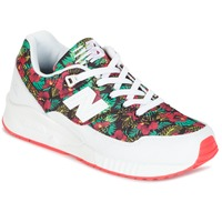 Scarpe Donna Sneakers basse New Balance W530 Verde / Rosso