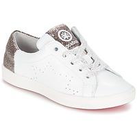 Scarpe Bambina Sneakers basse Acebo's SOUDIN Bianco