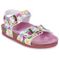 Scarpe Bambina Sandali Agatha Ruiz de la Prada BIDOU Multicolore