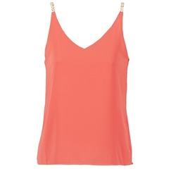 Abbigliamento Donna Top / Blusa Betty London EVOUSA Corail