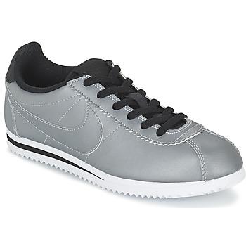 Scarpe Bambino Sneakers basse Nike CORTEZ PREMIUM JUNIOR Grigio