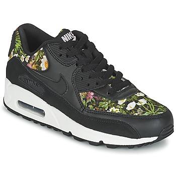 Scarpe Donna Sneakers basse Nike AIR MAX 90 SE W Nero