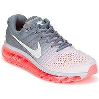 Scarpe Donna Running / Trail Nike AIR MAX 2017 Grigio / Rosa