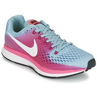 Scarpe Donna Running / Trail Nike AIR ZOOM PEGASUS 34 Blu / FUCSIA