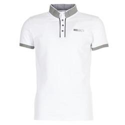 Abbigliamento Uomo Polo maniche corte Deeluxe SQUART Bianco