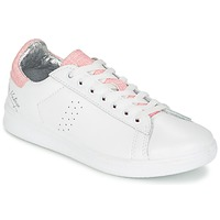 Scarpe Donna Sneakers basse Ippon Vintage WILD MILO Bianco / Rosa