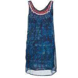 Abbigliamento Donna Abiti corti Desigual LIORISE Blu