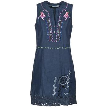 Abbigliamento Donna Abiti corti Desigual LIRASE Blu