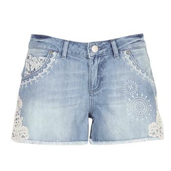 Abbigliamento Donna Shorts / Bermuda Desigual MARTESSA Blu