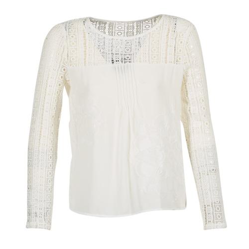 Abbigliamento Donna Top / Blusa Desigual GERZA Bianco