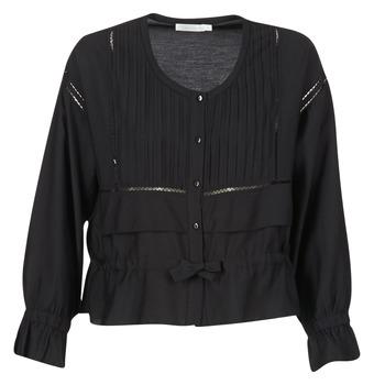 Abbigliamento Donna Top / Blusa See U Soon 7113001 Nero
