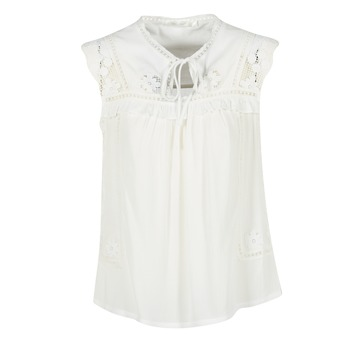 Abbigliamento Donna Top / Blusa See U Soon 7116203 Bianco