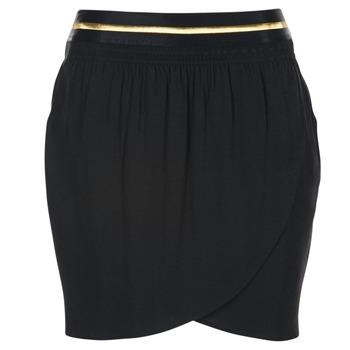 Abbigliamento Donna Gonne See U Soon 7131136 Nero