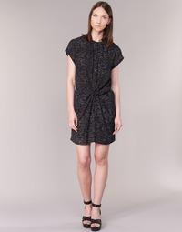 Abbigliamento Donna Abiti corti See U Soon 7121114 Nero
