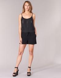 Abbigliamento Donna Tuta jumpsuit / Salopette See U Soon 7191003 Nero