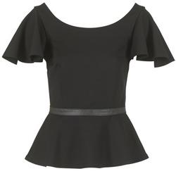 Abbigliamento Donna Top / Blusa Diesel T SONAI Nero