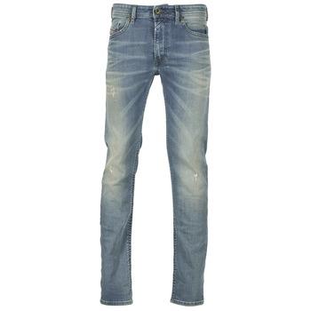 Abbigliamento Uomo Jeans skynny Diesel THOMMER Blu